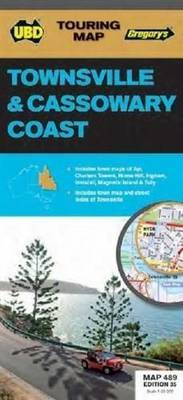 Townsville and Cassowary Coast Map 489