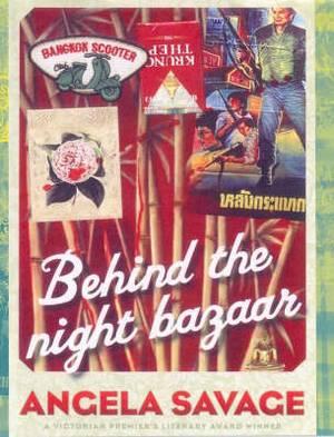 Behind the Night Bazaar