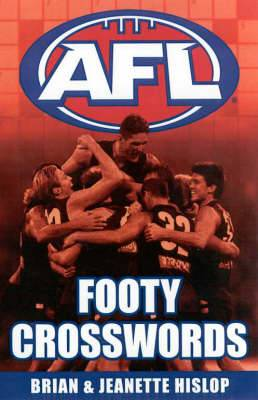 AFL Footy Crosswords