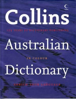 Collins Australian Dictionary