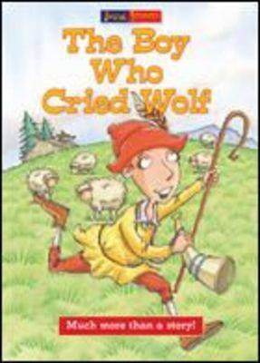 The Boy Who Cried Wolf Small Book