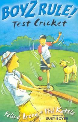 Boyz Rule 15: Test Cricket
