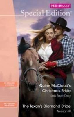 Quinn Mccloud's Christmas Bride /Texan's