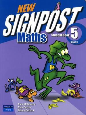 New Signpost Maths Student Book 5