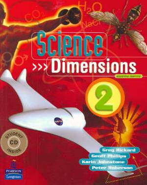 Science Dimensions 2: Course Book