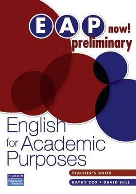 EAP Now! Preliminary Teacher's Book