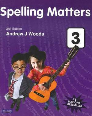 Spelling Matters Book 3