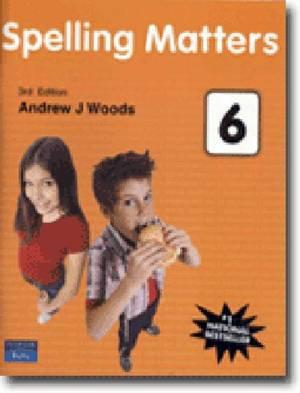 Spelling Matters Book 6