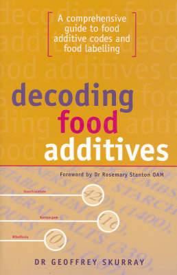 Decoding Food Additives