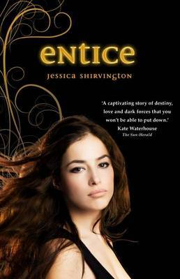 Entice: The Violet Eden Chapters, Book Two