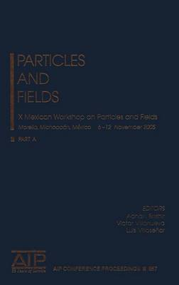 Particles and Fields: 10th Mexican Workshop on Particles and Fields
