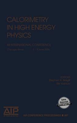 Calorimetry in High Energy Physics: 12th International Conference on Calorimetry in High Energy Physics