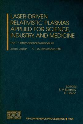 Laser-drive Relativistic Plasmas Applied for Science, Industry, and Medicine: The 1st International Symposium