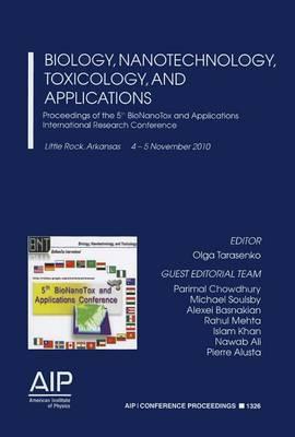 Biology, Nanotechnology, Toxicology, and Applications