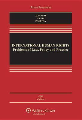 International Human Rights: Problems of Law, Policy and Practice