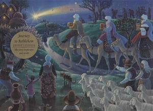 Advent Calendar: Lunell  Nativity Advent Calendar