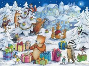 Christmas Critters Advent Calendar