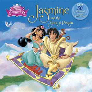 Jasmine and the Star of Persia (Disney Princess)