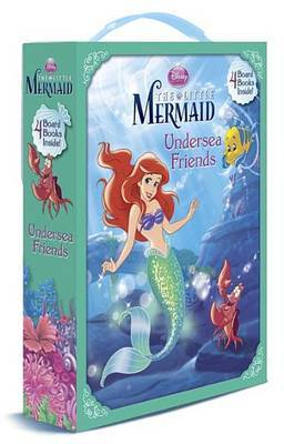 The Little Mermaid: Undersea Friends
