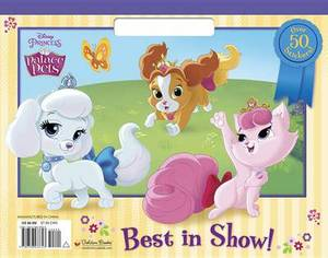 Best in Show! (Disney Princess: Palace Pets)