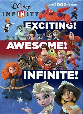 Exciting! Awesome! Infinite!