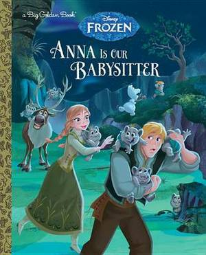 Anna Is Our Babysitter (Disney Frozen)