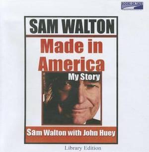 Sam Walton: My Story: Made in America