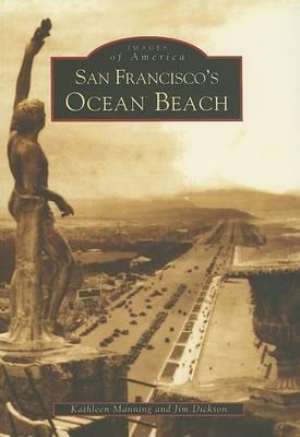 San Francisco's Ocean Beach.