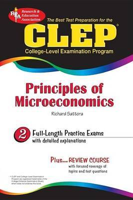 CLEP Principles of Microeconomics: The Best Test Preparation