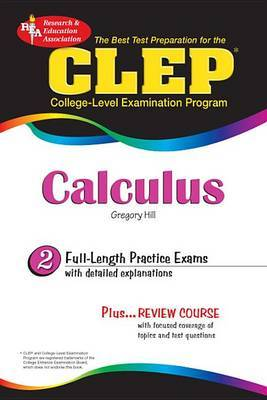 CLEP Calculus: The Best Test Preparation