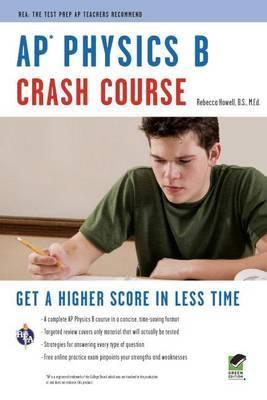 AP(R) Physics B Crash Course Book + Online