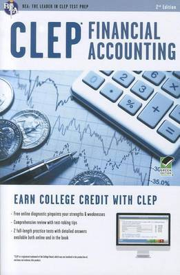 CLEP(R) Financial Accounting Book + Online