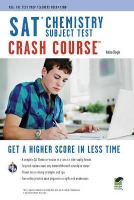 SAT Subject Test(tm) Chemistry Crash Course Book + Online