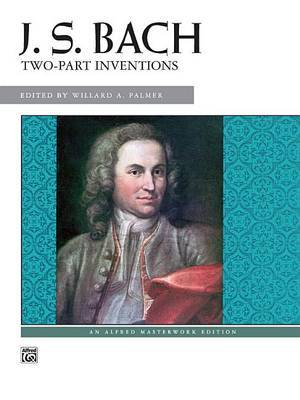 Bach -- Two-Part Inventions