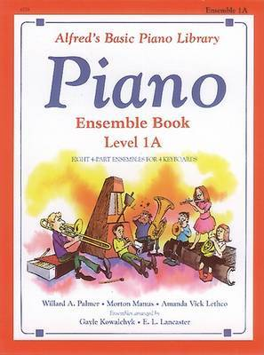 Alfred's Basic Piano Library Ensemble Book, Bk 1a