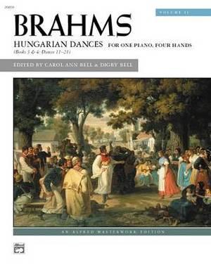 Brahms -- Hungarian Dances, Vol 2