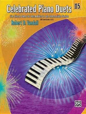 Celebrated Piano Duets, Bk 5