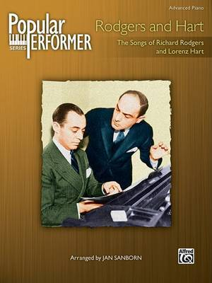Rodgers and Hart: The Songs of Richard Rodgers and Lorenz Hart