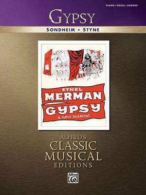 Gypsy: Piano/Vocal/Chords