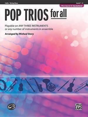 Pop Trios for All: Cello/Bass