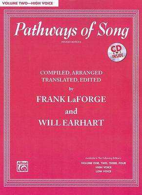 Pathways of Song, Vol 2: High Voice, Book & CD