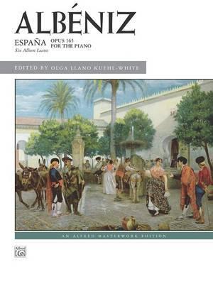 Espana, Op. 165: Six Album Leaves