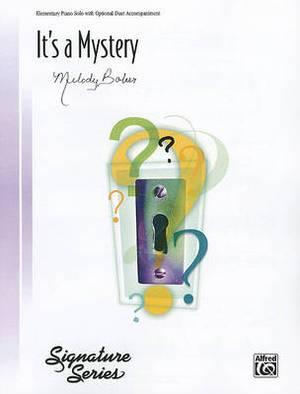 It's a Mystery: Sheet