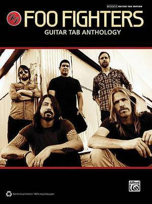 Foo Fighters, Guitar Tab Anthology