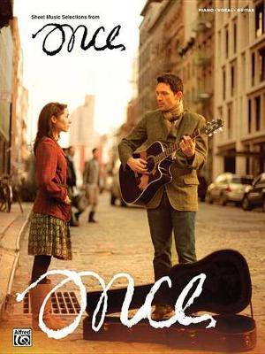 Once: Sheet Music from the Broadway Musical for Piano/Vocal/guitar
