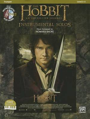 The Hobbit: An Unexpected Journey Instrumental Solos: Trumpet