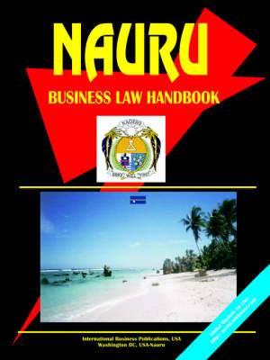 Nauru Business Law Handbook