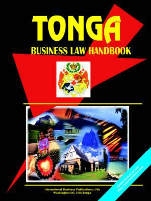 Tonga Business Law Handbook