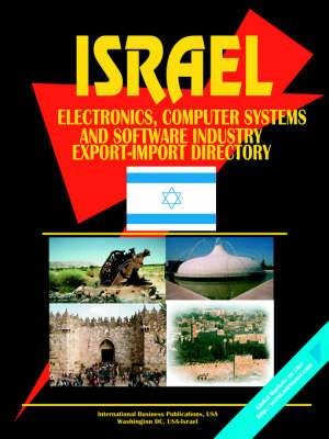 Israel Electronics Computer Systems and Software Industry Export-Import Directory