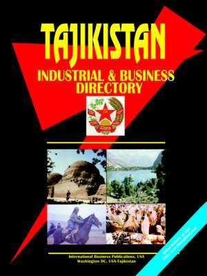 Tajikistan Industrial and Business Directory
